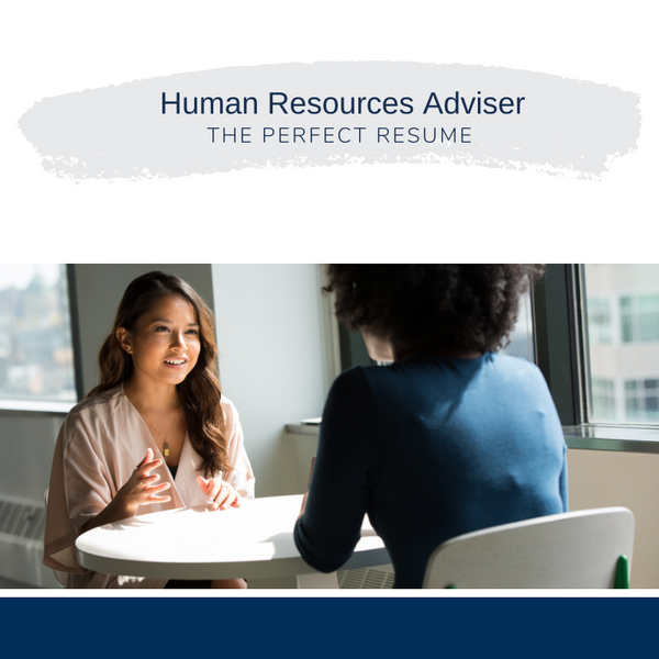 Human Resources Adviser Resume Writing Services