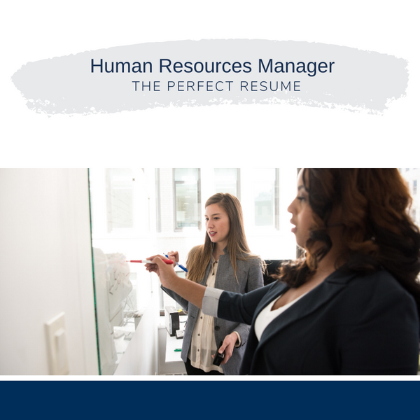 Human Resources Manager Resume Writing Services