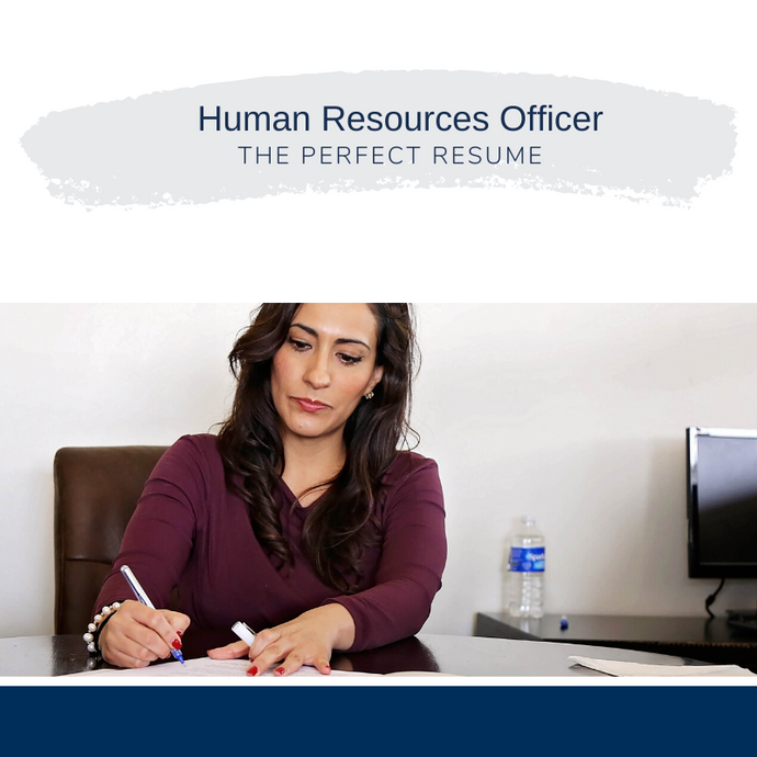 Human Resources Officer Resume Writing Services