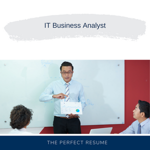 IT Business Analyst Resume Writing Services