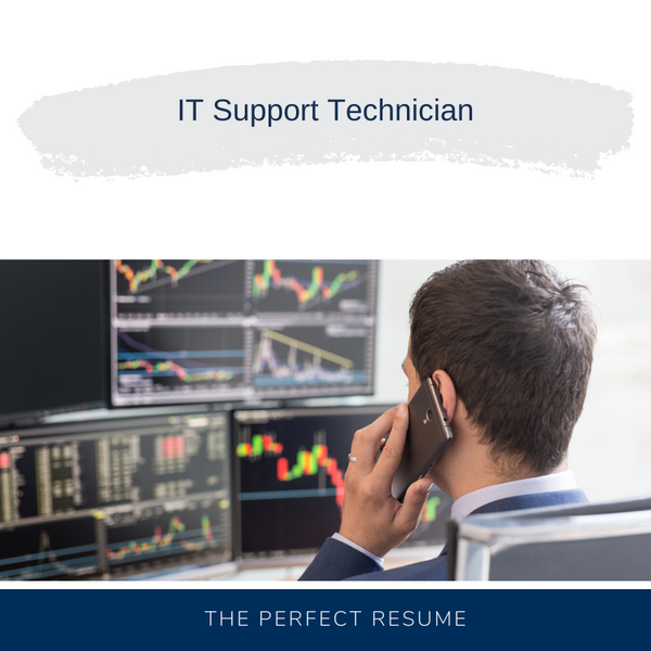 IT Support Technician Resume Writing Services