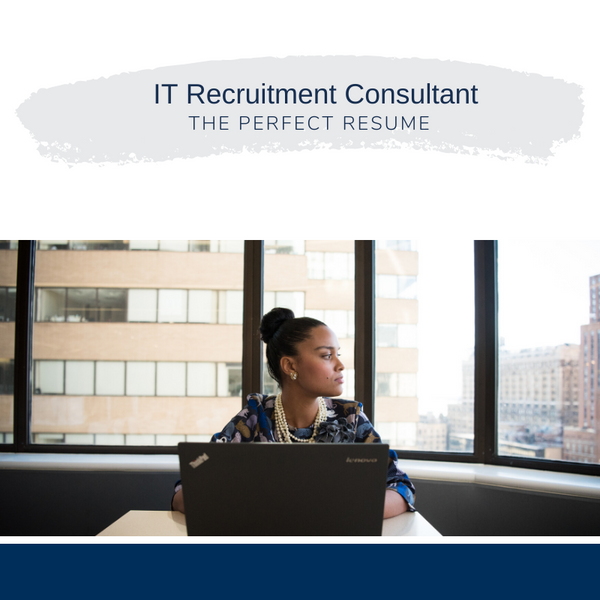 IT Recruitment Consultant Resume Writing Services