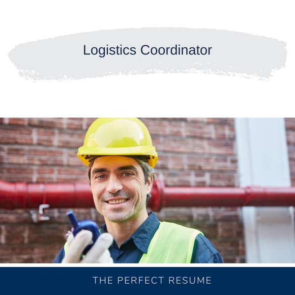 Logistics Coordinator Resume Writing Services