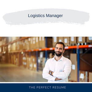 Logistics Manager Resume Writing Services