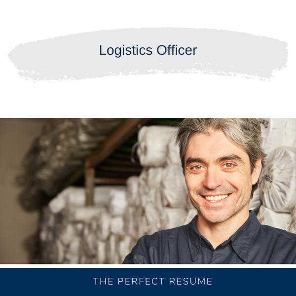 Logistics Officer Resume Writing Services