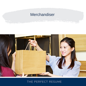 Merchandiser Resume Writing Services