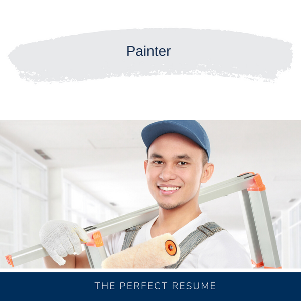 Painter Resume Writing Services
