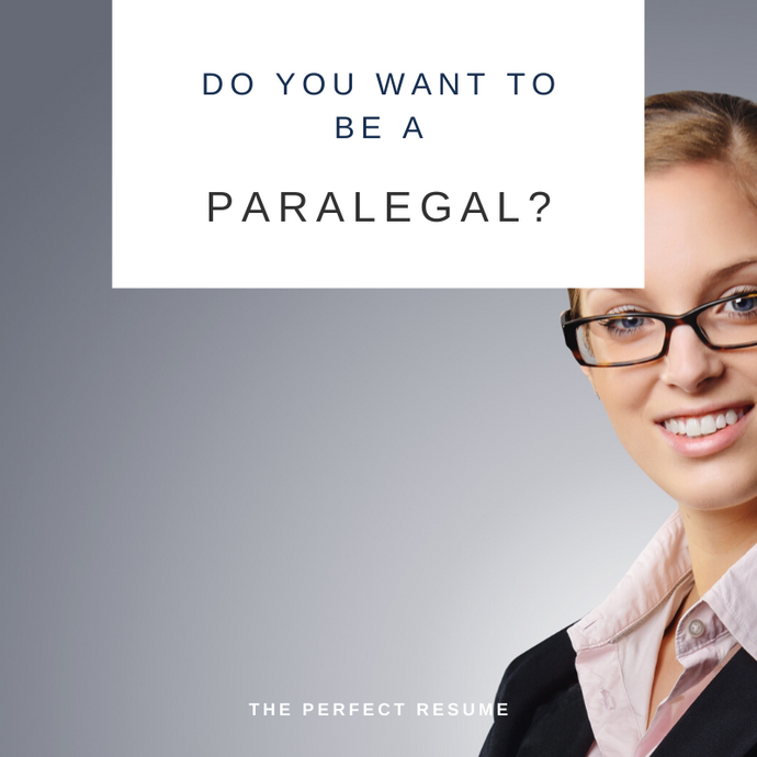 Paralegal Resume Writing Services
