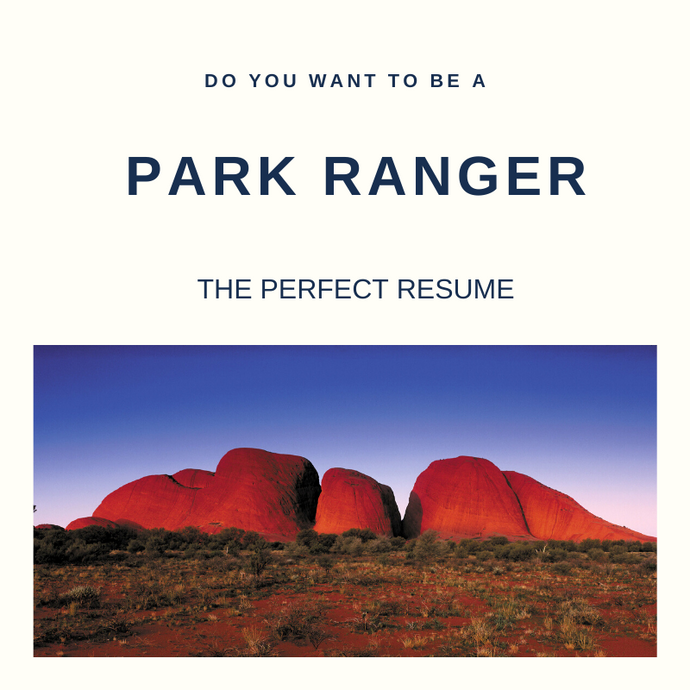 Park Ranger Resume Writing Services