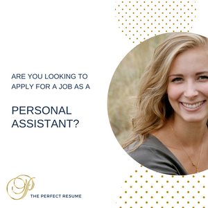 Personal Assistant Resume Writing Services