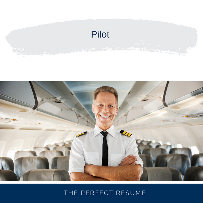 Pilot Resume Writing Services