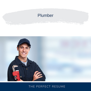 Plumber Resume Writing Services