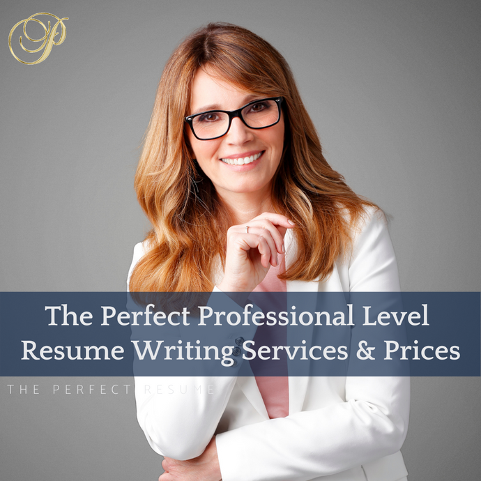The Perfect Professional Level Resume Writing Service