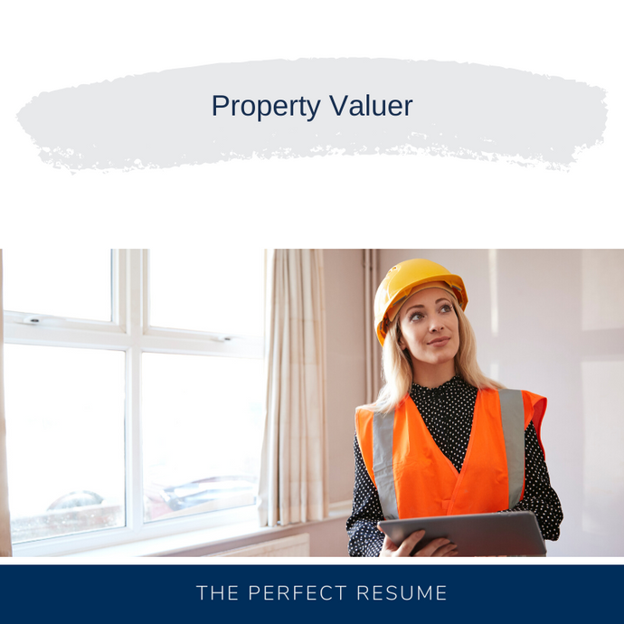 Property Valuer Resume Writing Services