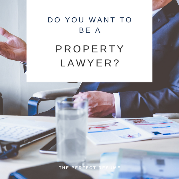 Property Lawyer Resume Writing Services