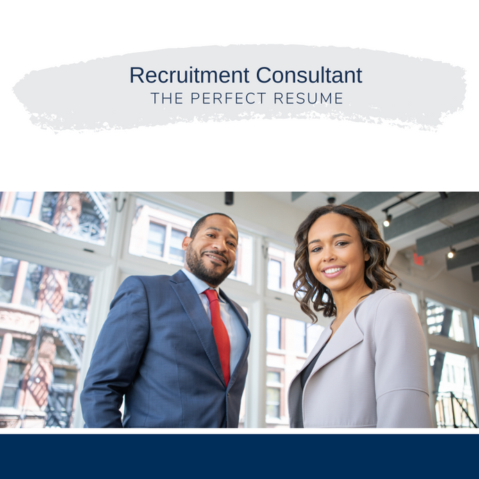 Recruitment Consultant Resume Writing Services