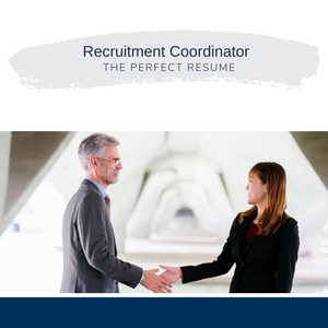Recruitment Coordinator Resume Writing Services