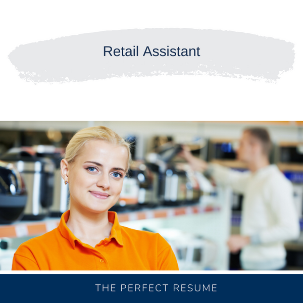 Retail Assistant Resume Writing Services