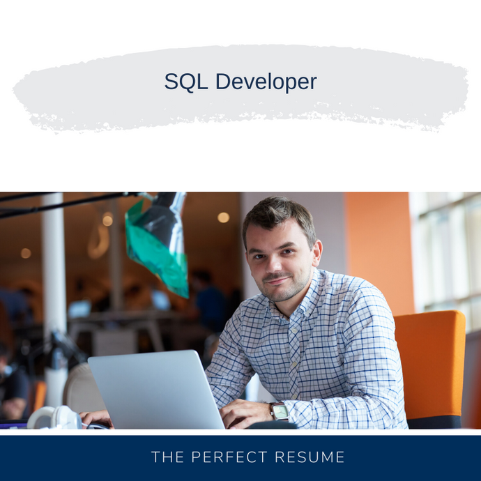 SQL Developer Resume Writing Services