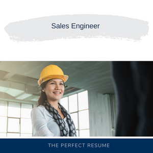 Sales Engineer Resume Writing Services