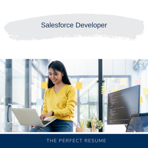 Salesforce Developer Resume Writing Services