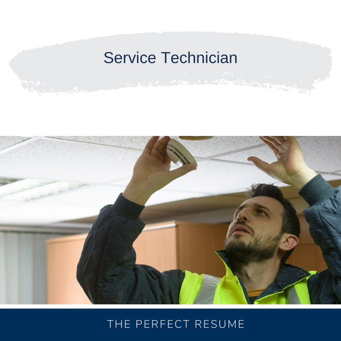 Service Technician Resume Writing Services