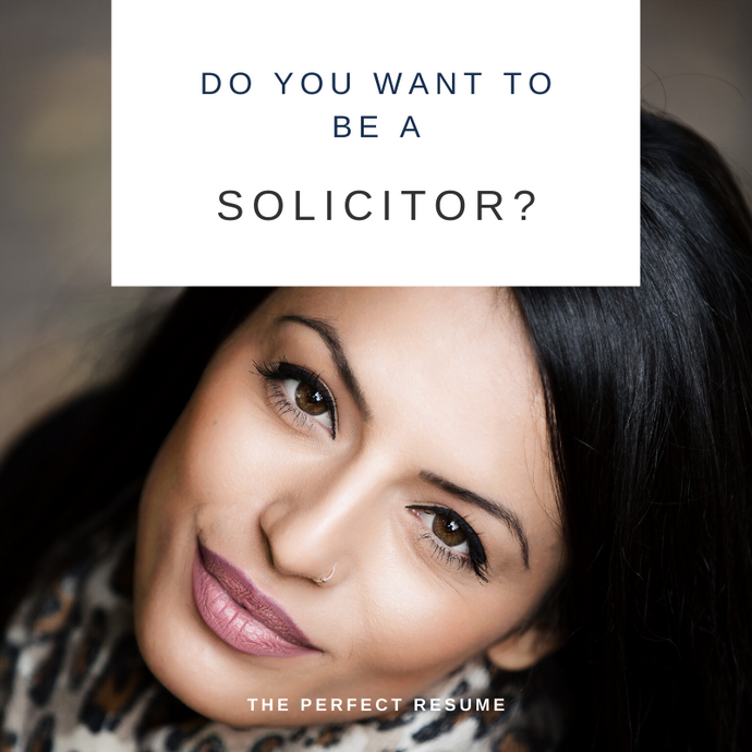 Solicitor Resume Writing Services