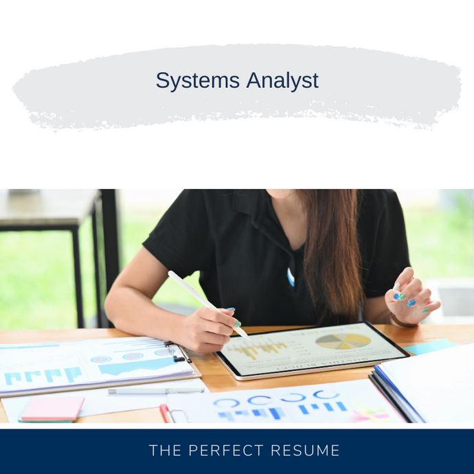 Systems Analyst Resume Writing Services