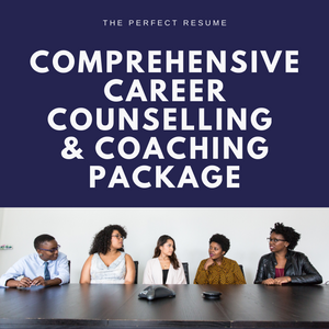 Comprehensive Career Counselling & Coaching Package