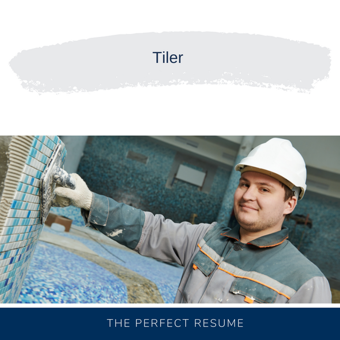 Tiler Resume Writing Services