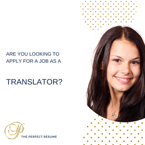 Translator Resume Writing Services