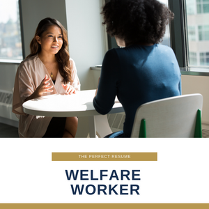 Welfare Worker Resume Writing Services