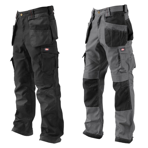 Lee Cooper Detachable Pockets Cargo Trouser