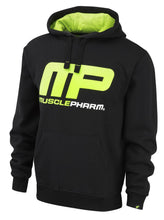 Load image into Gallery viewer, MusclePharm Pullover Large Logo Print Hoodie