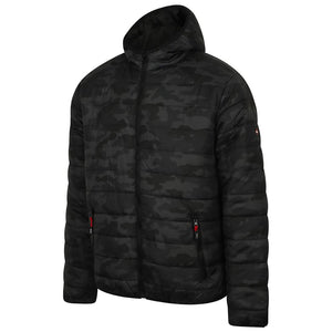 Lee Cooper Workwear Camo Padded Jacket