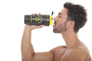 Gold's Gym Stainless Steel Metal Shaker