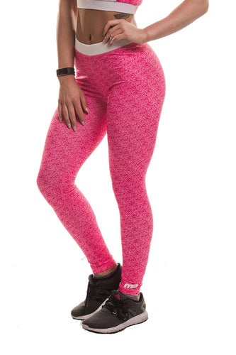 MusclePharm Matrix Tight Full Length Leggings