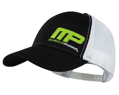MuschlePharm 'Contrast' Logo Embroidered Snapback Hat