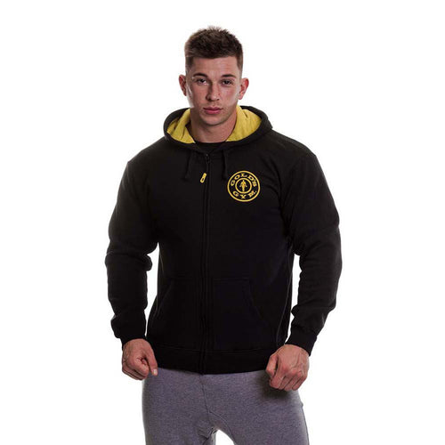 Gold's Gym Muscle Joe Zip Up Hoodie