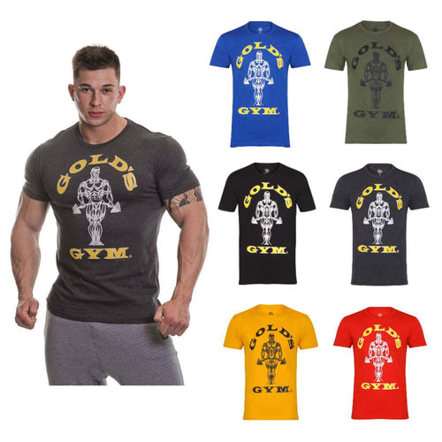 Gold's Gym Muscle Joe T-Shirt