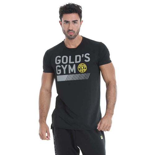 Gold's Gym Printed Performance Tee
