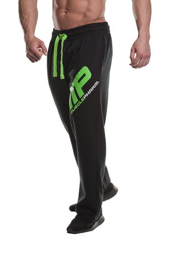 MusclePharm Fleece Large Logo Jog Pant
