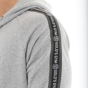 Gold's Gym Zip Through Hoodie