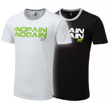 Load image into Gallery viewer, MusclePharm #NoPain Print T-Shirt