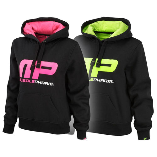 MusclePharm Pullover Logo Hoodie