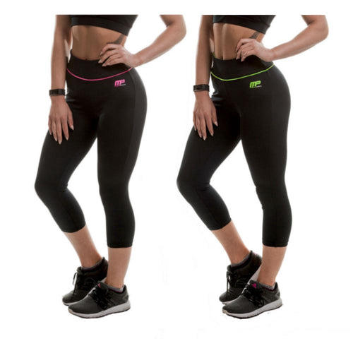 MusclePharm Capri Leggings