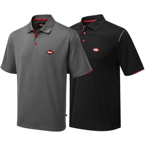 Lee Cooper Wicking Polo T-Shirt