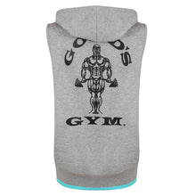 Load image into Gallery viewer, Gold's Gym Ladies Muscle Joe Sleeveless Hoodie