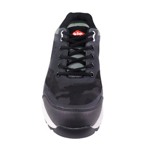 Lee Cooper Metal Free Camo Safety Shoe