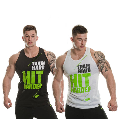 MusclePharm Hit Harder Print Vest